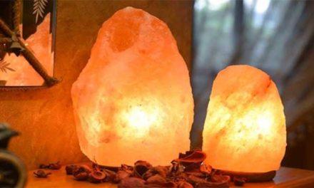 Lampade di sale – i benefici