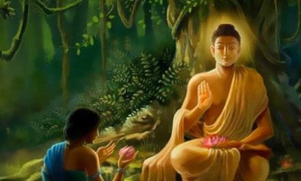 L'uomo che sputò in faccia al Buddha