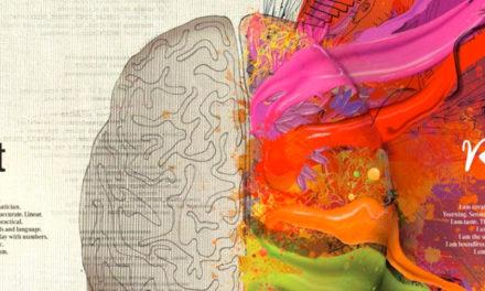 Percepire lo spazio con la parte destra del cervello
