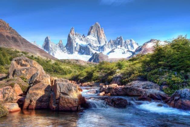 Montagne-Patagonia