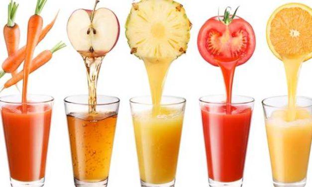 Curare il nostro corpo con i succhi freschi di frutta e verdura