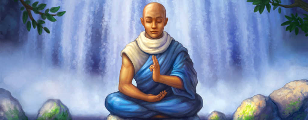 Quando qualcuno ti insulta, medita!