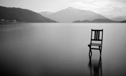 Il silenzio privo di qualsiasi suono