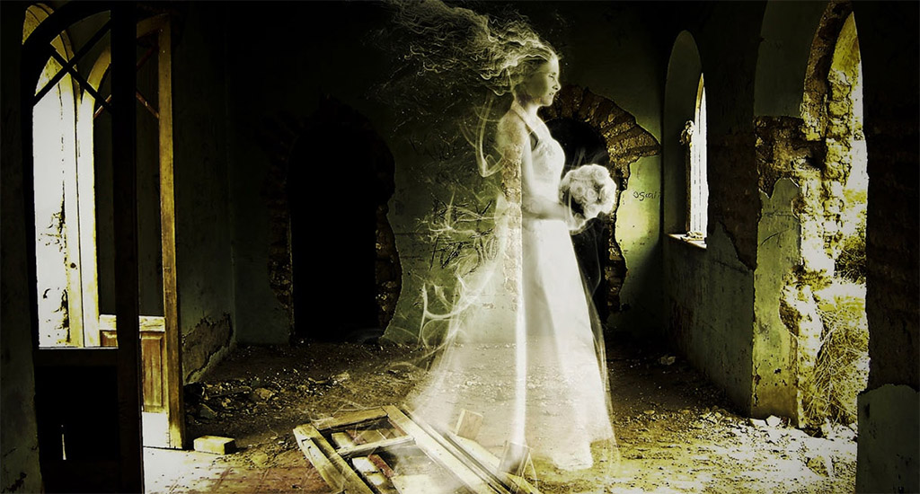 Il fantasma e la manciata di fagioli