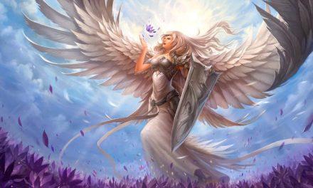 Chiedete agli Angeli di aiutarvi
