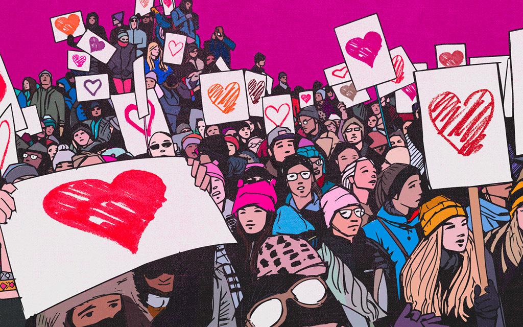 Non sarà la politica a migliorare le cose, ma l'Amore che proviamo nel nostro cuore
